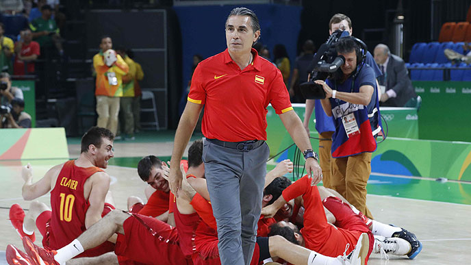 Sergio Scariolo renueva con la selección hasta Tokyo 2020