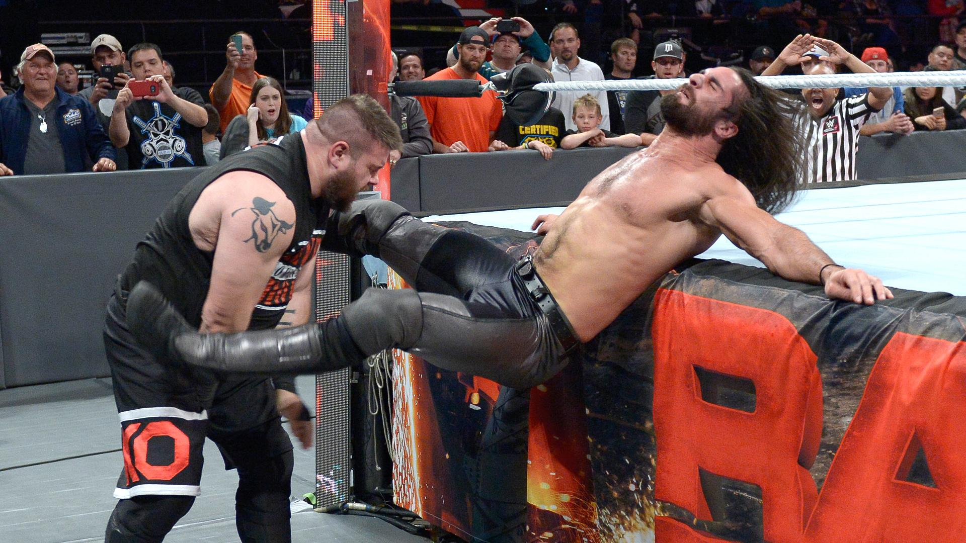 RAW 24/10/16: aperitivo de Hell in a Cell