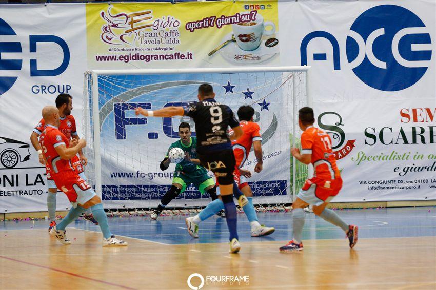 Futsal italiano J4: se cruzan los banquillos españoles