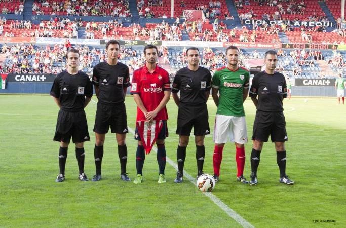 Rivalidad sana entre Bilbao y Pamplona