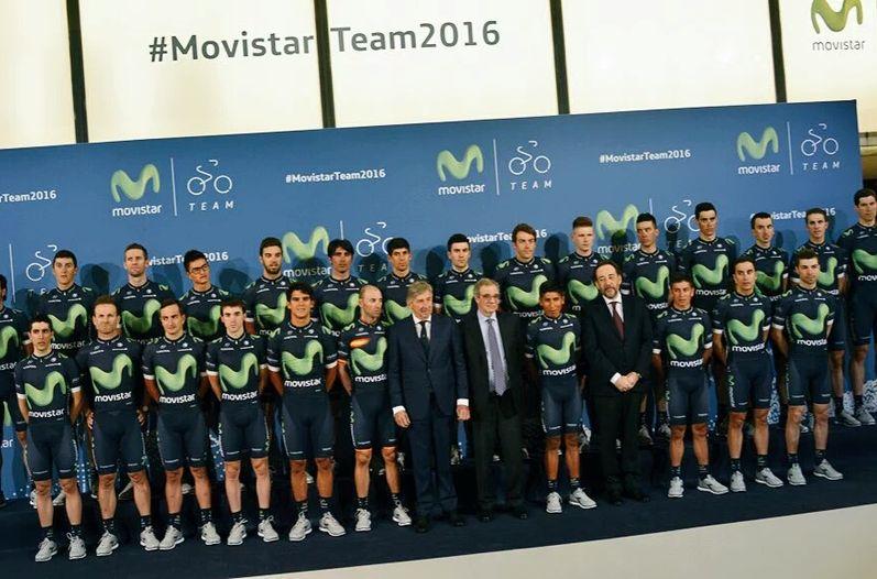 Movistar Team, temporada sobresaliente