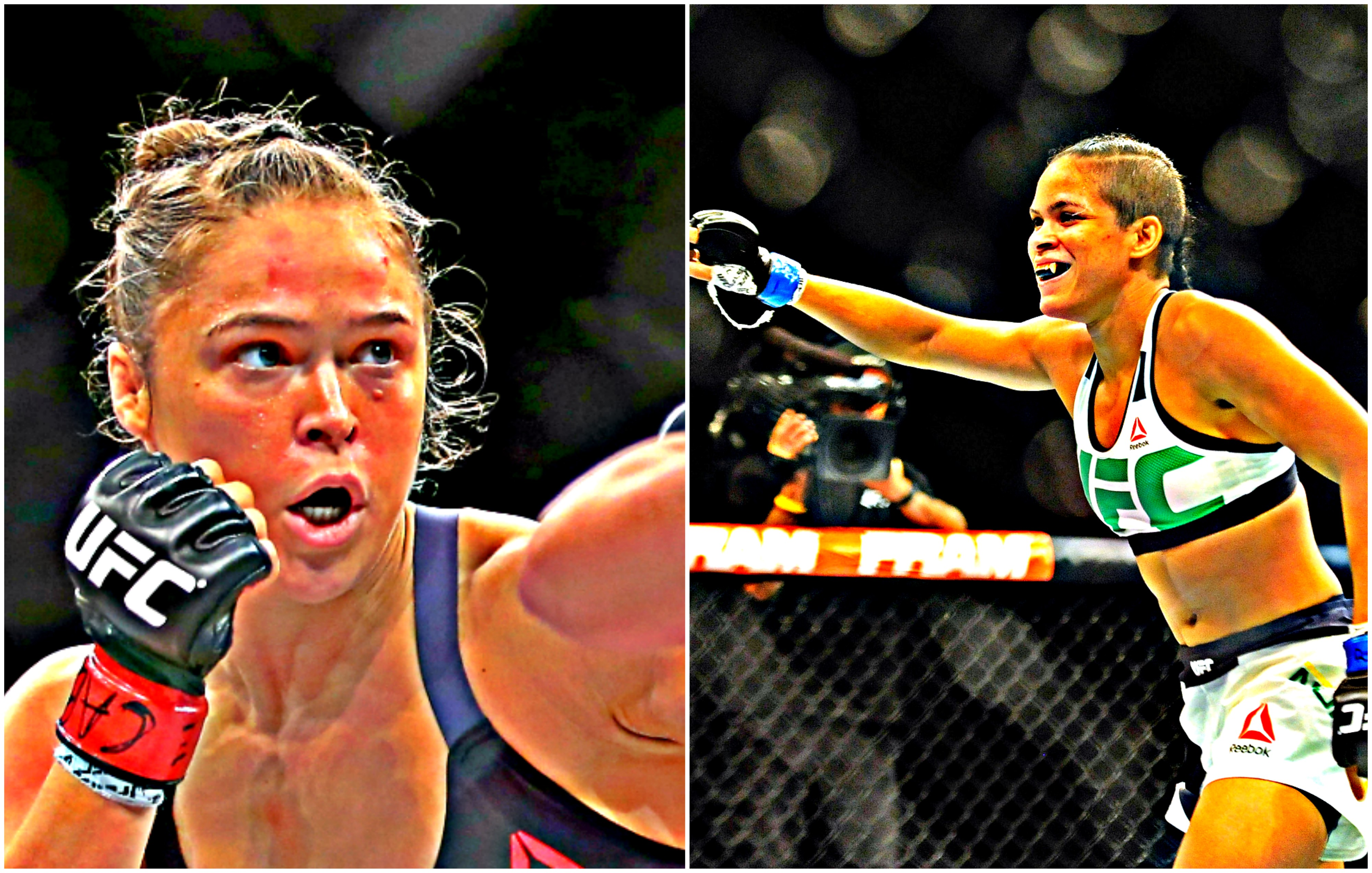 Ronda Rousey se medirá a Nunes en el UFC 207