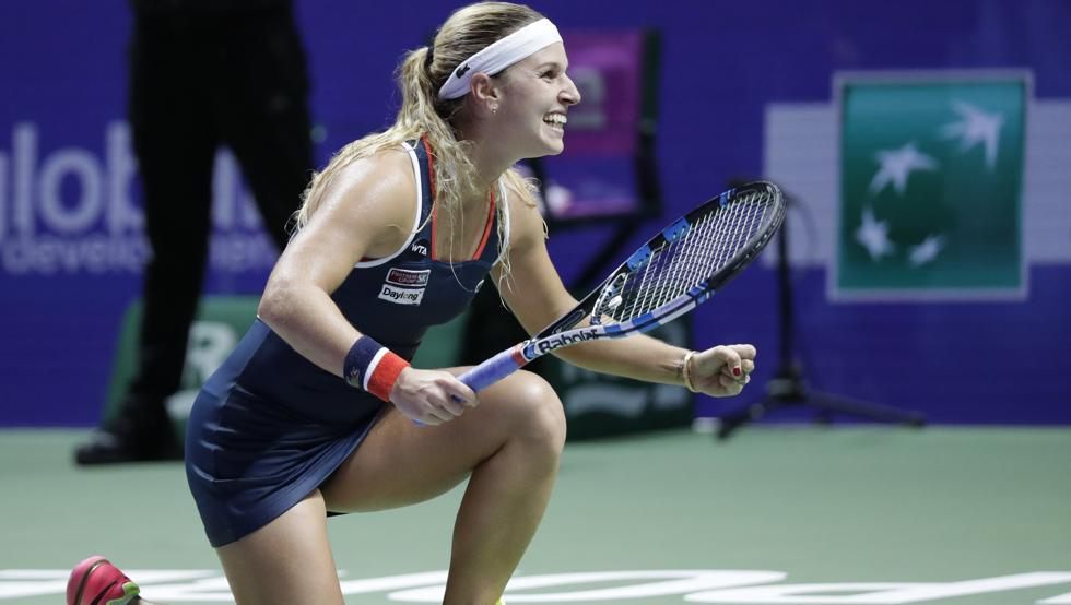 Jornada 2 Rojo: Cibulkova se mete en semifinales