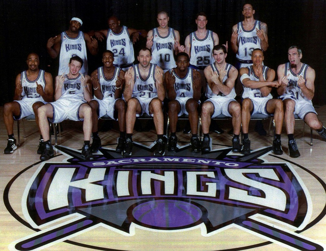 Un equipo de ensueño: los Kings de Adelman