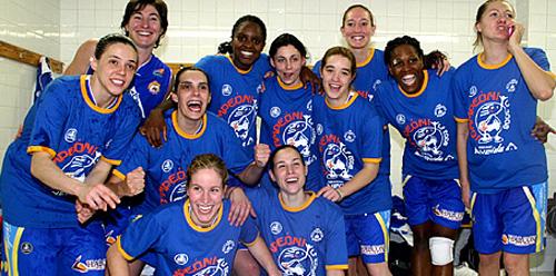 Celebración de la liga | Foto vía: refoworld.blospot.com